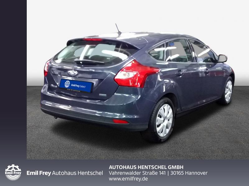 Ford Focus 1.0 EcoBoost Start-Stopp-System Trend, Jahr 2013, Benzin
