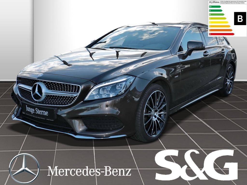 Mercedes-Benz CLS 350 Shooting Brake d 4M AMG Leder Sitzklima, Jahr 2016, Diesel