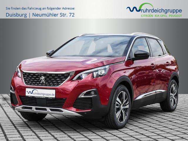 Peugeot 3008 Allure 1.5 BlueHDi 130 FAP EU6d-T LED Navi, Jahr 2019, Diesel