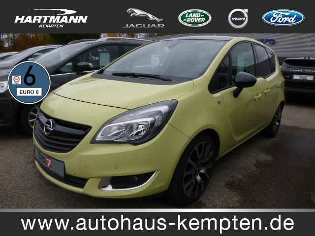Opel Meriva B 1.4 Turbo Color Edition Euro 6 Bluetooth, Jahr 2014, Benzin