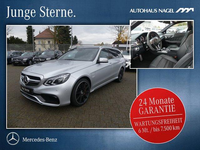 Mercedes-Benz E 63 S 4M T Np.160281 Keramik Panorama DriverŽs, Jahr 2016, Benzin