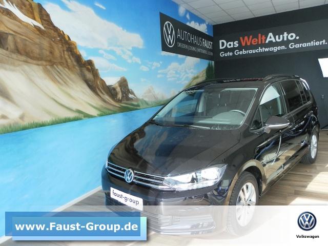Volkswagen Touran Comfortline UPE 37000 EUR Gar-03/24, Jahr 2019, Diesel