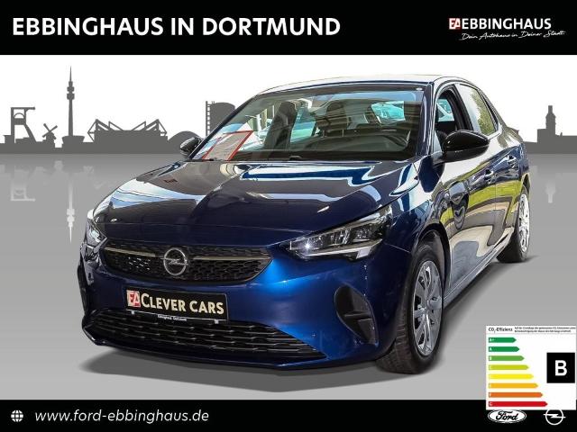 Opel Corsa F Edition SHZ LHZ DAB TEMP ALU APPLE CARPLAY ANDROID AUTO, Jahr 2020, Benzin