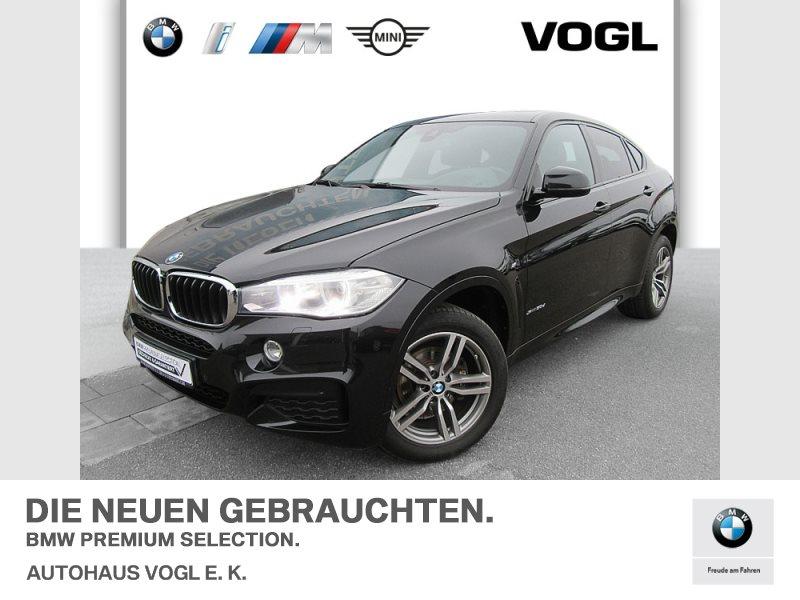 BMW X6 xDrive30d M Sportpaket Head-Up HiFi WLAN GSD, Jahr 2016, Diesel