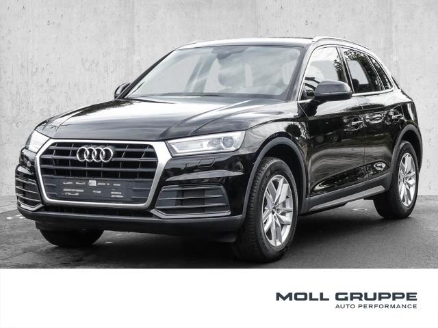 Audi Q5 2.0 TDI Keyless Navi PDC SHZ Tempomat, Jahr 2017, Diesel