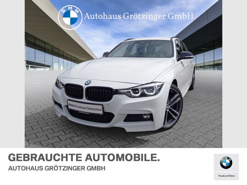 BMW 340i M-SPORTPAKET+19 +RÜCKFAHRKAMERA+NAVI, Jahr 2018, Benzin