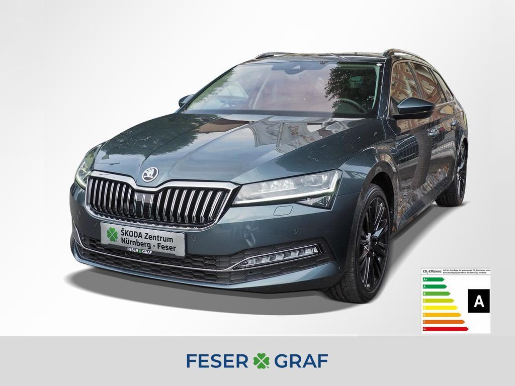 Skoda Superb Premium Edition 2.0TDI DSG*LEDER*Standh.*, Jahr 2019, Diesel