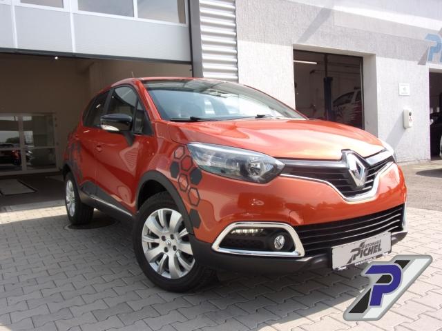 Renault Captur Dynamique LED-hinten LED-Tagfahrlicht Multif.Lenkrad NR RDC, Jahr 2015, Benzin
