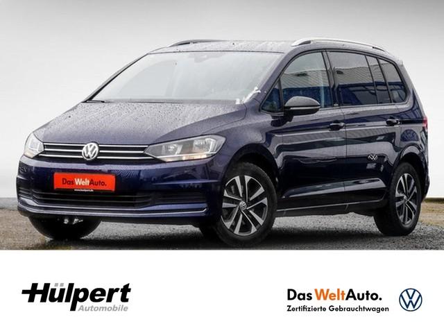 Volkswagen Touran 1.5 IQ.DRIVE NAVI APP CONN ACC PDC SHZ, Jahr 2020, Benzin