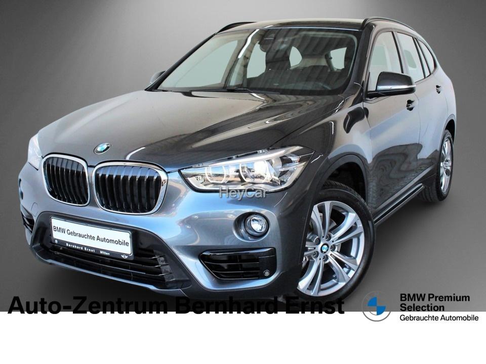 BMW X1 sDrive18i Sport Line Klimaaut. Sportsitze PDC, Jahr 2018, Benzin