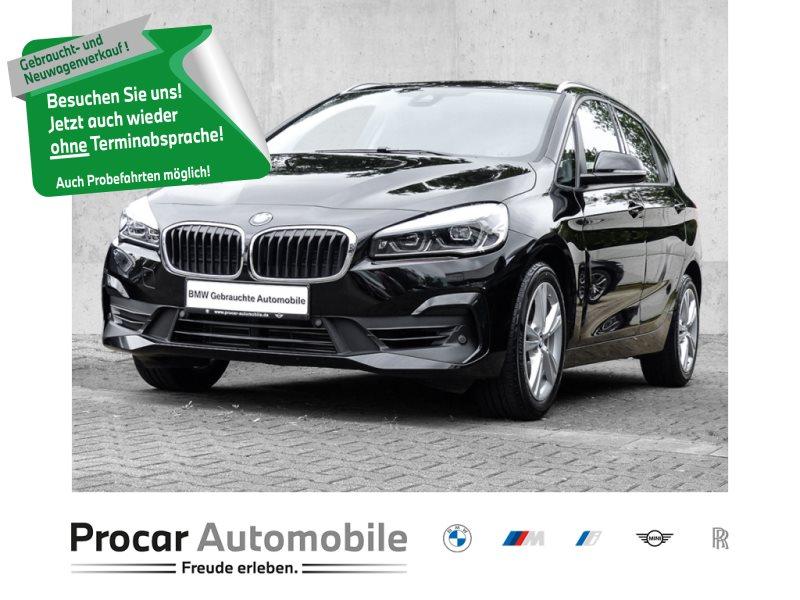 BMW 218i NAVI+ADAP LED+PDC+SHZ+SPORT SITZ+Finab1%, Jahr 2018, Benzin