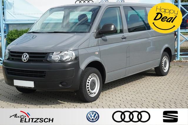 Volkswagen T5 Kombi 2.0 TDI LR 2-3-0 AHK Klima PDC Radio ZV, Jahr 2014, Diesel