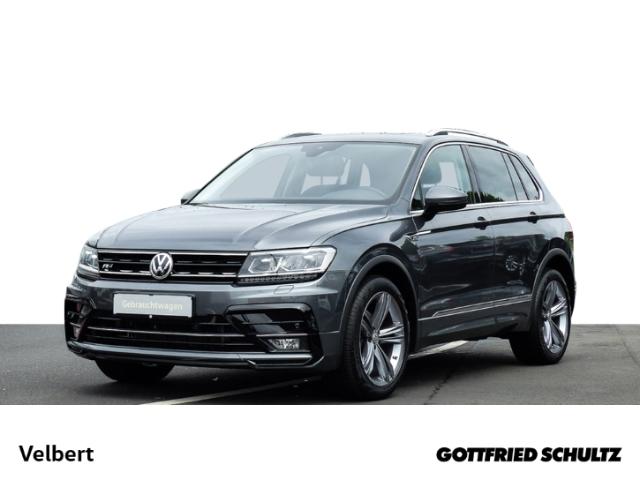 Volkswagen Tiguan 2.0 TDI HIGHLINE NAVI RÜFA SHZ GRA, Jahr 2019, Diesel