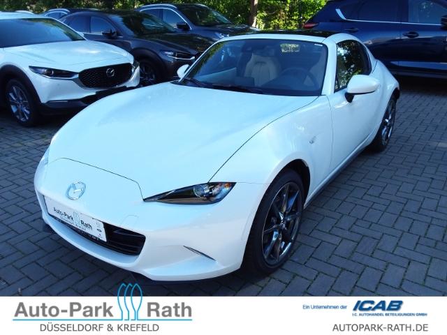 Mazda MX-5 G 1.5 Selection *Design + i-Activsense-Paket*, Jahr 2020, Benzin