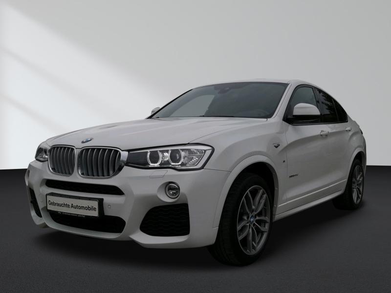 BMW X4 xDrive30d AT M Sport Navi Prof. Sport Aut., Jahr 2017, Diesel