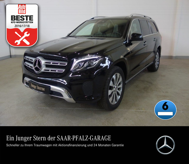 Mercedes-Benz GLS 350d 4M COMAND*PANO-D*AIRMATIC*LED*AHK*SOUND, Jahr 2017, Diesel