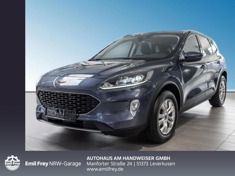 Ford Kuga 1.5 EcoBoost COOL&CONNECT 110 kW, 5-türig, ohne Klimaautomatik, Jahr 2021, Benzin