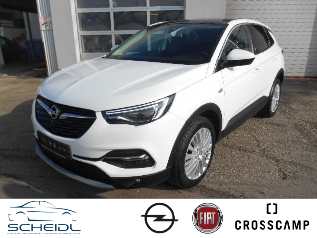 Opel Grandland X Business INNOVATION 1.6 D LED Navi Keyless Dyn. Kurvenlicht Parklenkass. Rückfahrkam., Jahr 2017, Diesel