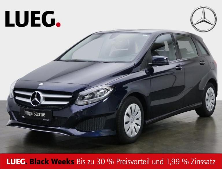 Mercedes-Benz B 220 d Navi+SitzkomfortPaket+ParkPilot+Kamera++, Jahr 2017, Diesel