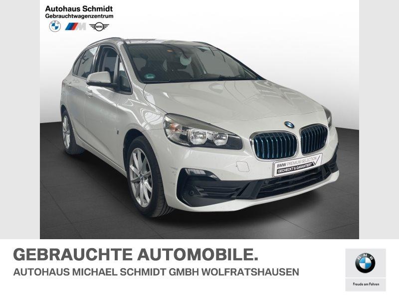 BMW 225xe AT+NAVIGATION+PDC+SHZ+17 +, Jahr 2019, Hybrid