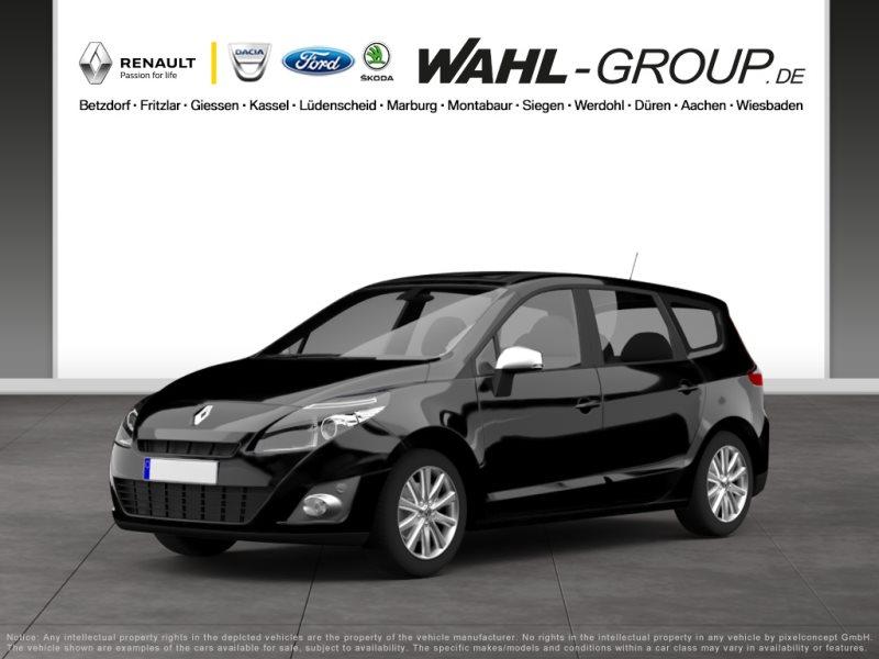 Renault Grand Scenic Limited ENERGY TCe 130 Klima, Jahr 2015, Benzin