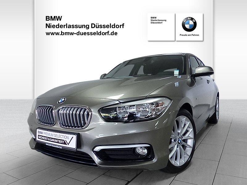 BMW 118i 5-Türer Urban Line, Jahr 2017, Benzin