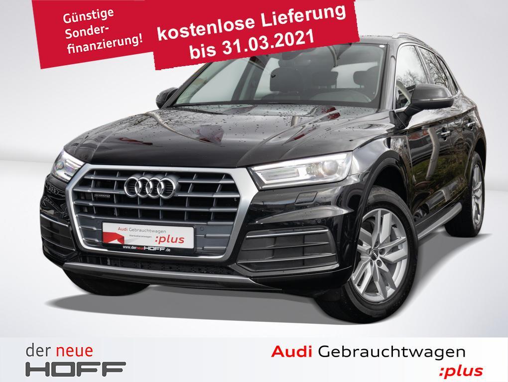 Audi Q5 Sport quattro Leder AHK Navi 18 Zoll Komforts, Jahr 2020, Diesel
