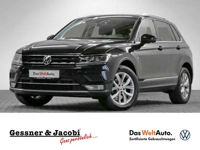 Volkswagen Tiguan 2.0 TDI BMT Highline 4Motion Bluetooth Navi, Jahr 2016, Diesel