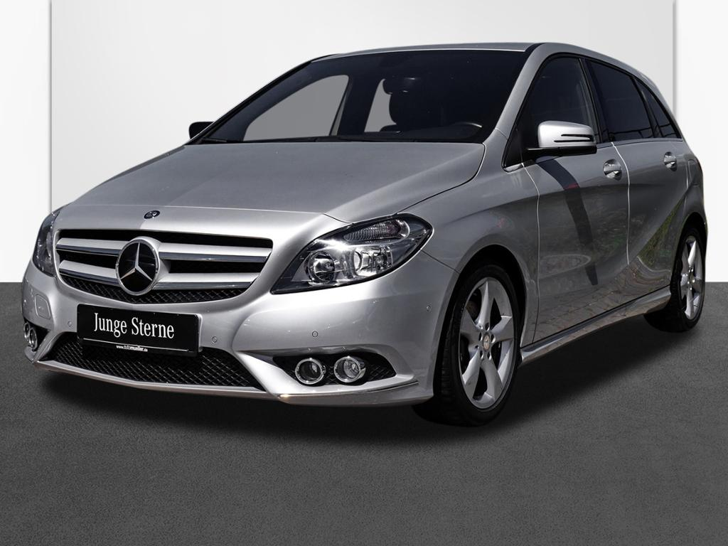 Mercedes-Benz B 200 CDI BlueEFFICIENCY Sports Tourer AHK+PDC, Jahr 2014, diesel