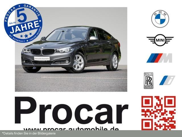 BMW 320 Gran Turismo GT Advantage Aut. Navi Business, Jahr 2017, Diesel