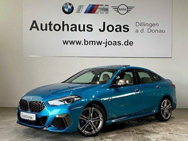 BMW M235i xDrive Gran Coupé Head-Up HiFi DAB LED, Jahr 2020, Benzin