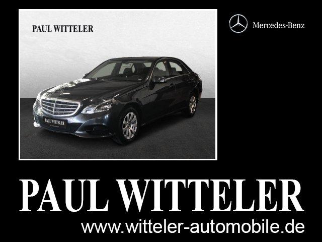 Mercedes-Benz E 200 CDI Navi/AHK/Klimaanlage/LED-Scheinwerfer, Jahr 2013, Diesel