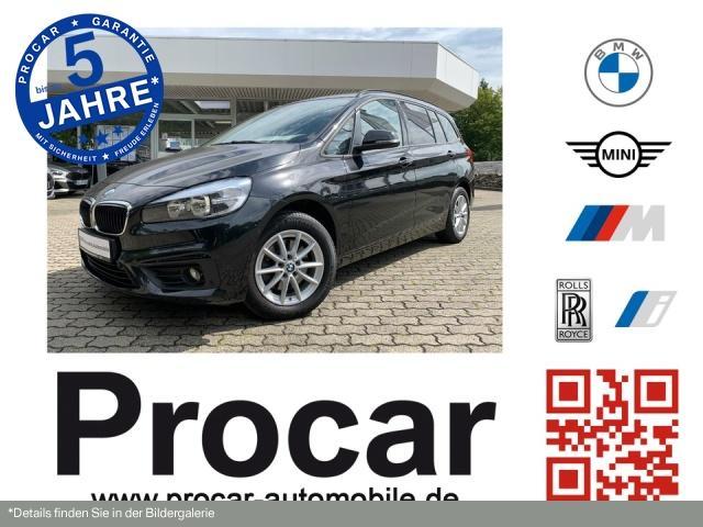 BMW 218 Gran Tourer xDrive Navi PDC RFK Automatik, Jahr 2017, Diesel