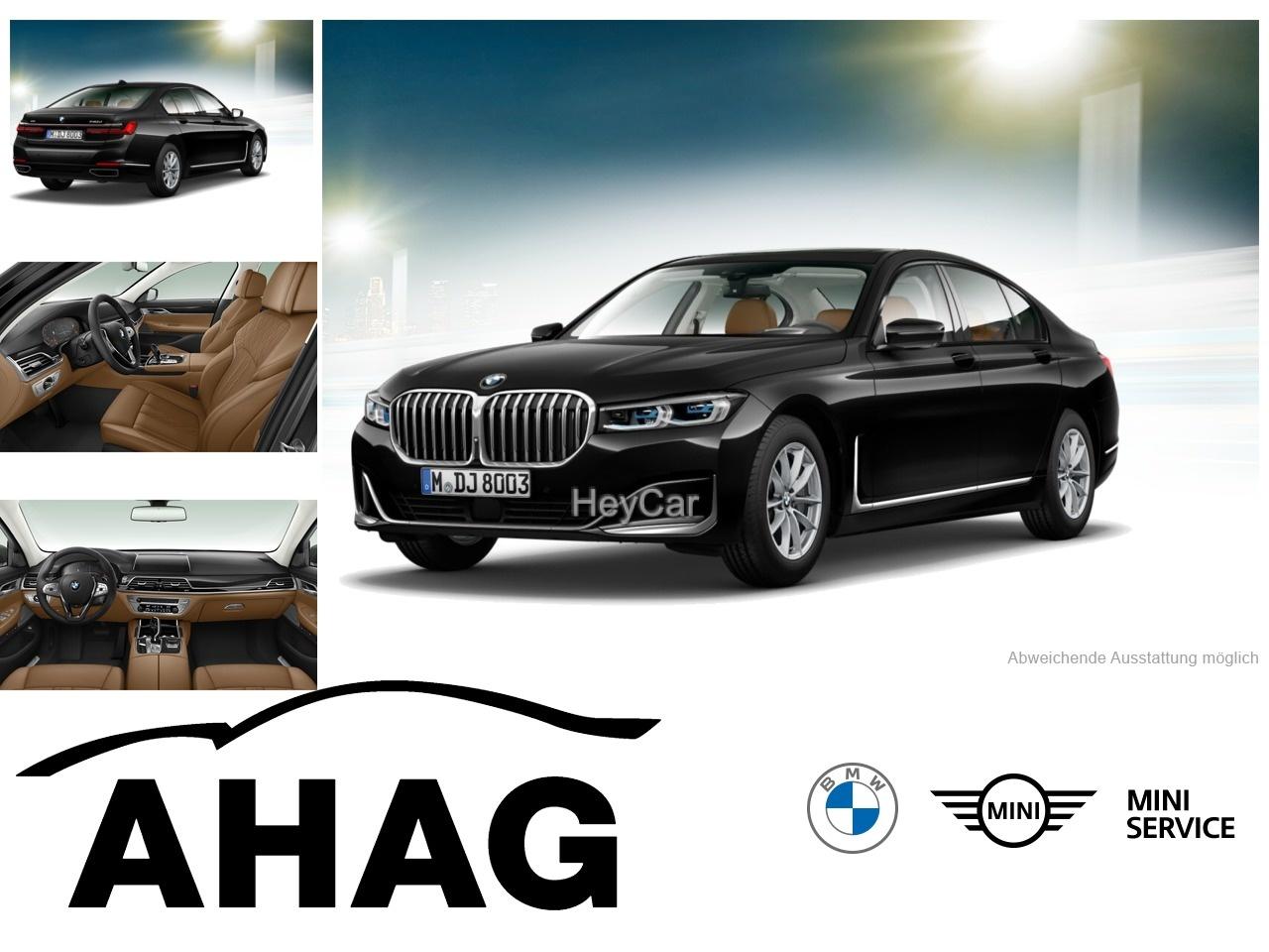 BMW 740d xDrive Limousine, Jahr 2020, Diesel