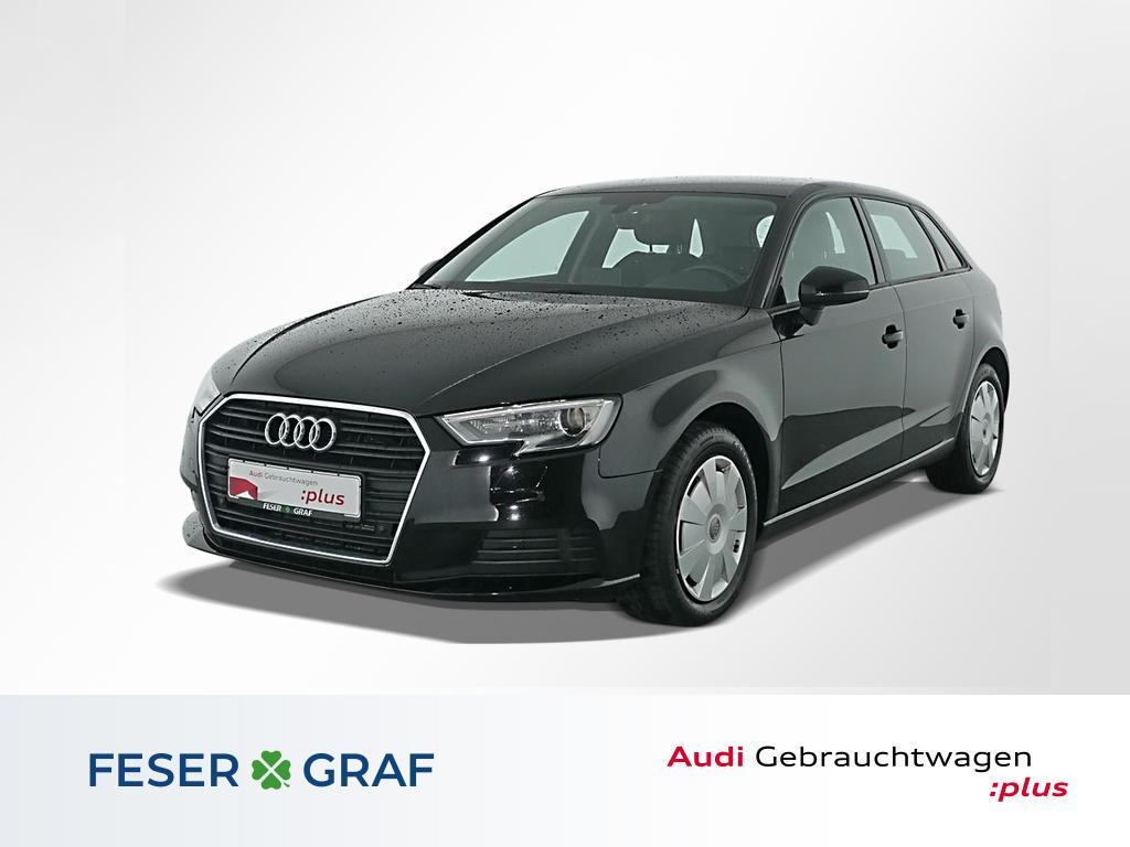 Audi A3 Sportback 2.0 TDI Einparkhilfe plus+sound sys, Jahr 2017, Diesel