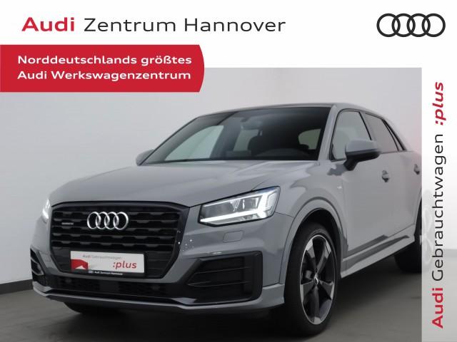 Audi Q2 2.0 TFSI S line Pano B&O virtual LED Navi Alcant., Jahr 2018, Benzin