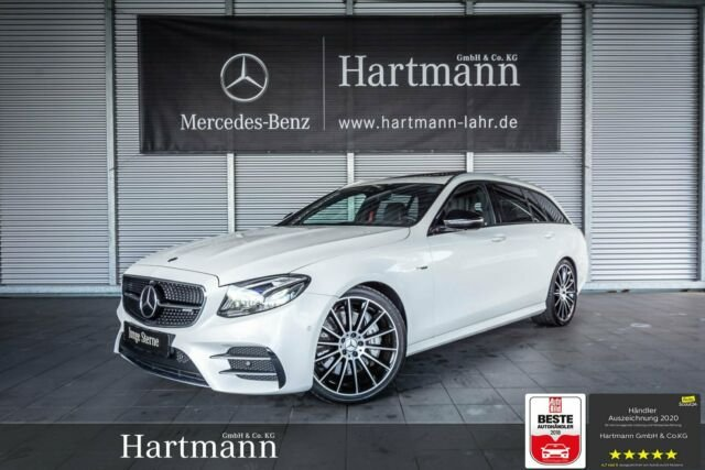 "Mercedes-Benz E 53 AMG 4M T DriversPack SHD Fahrassistenz 20"", Jahr 2019, Benzin"