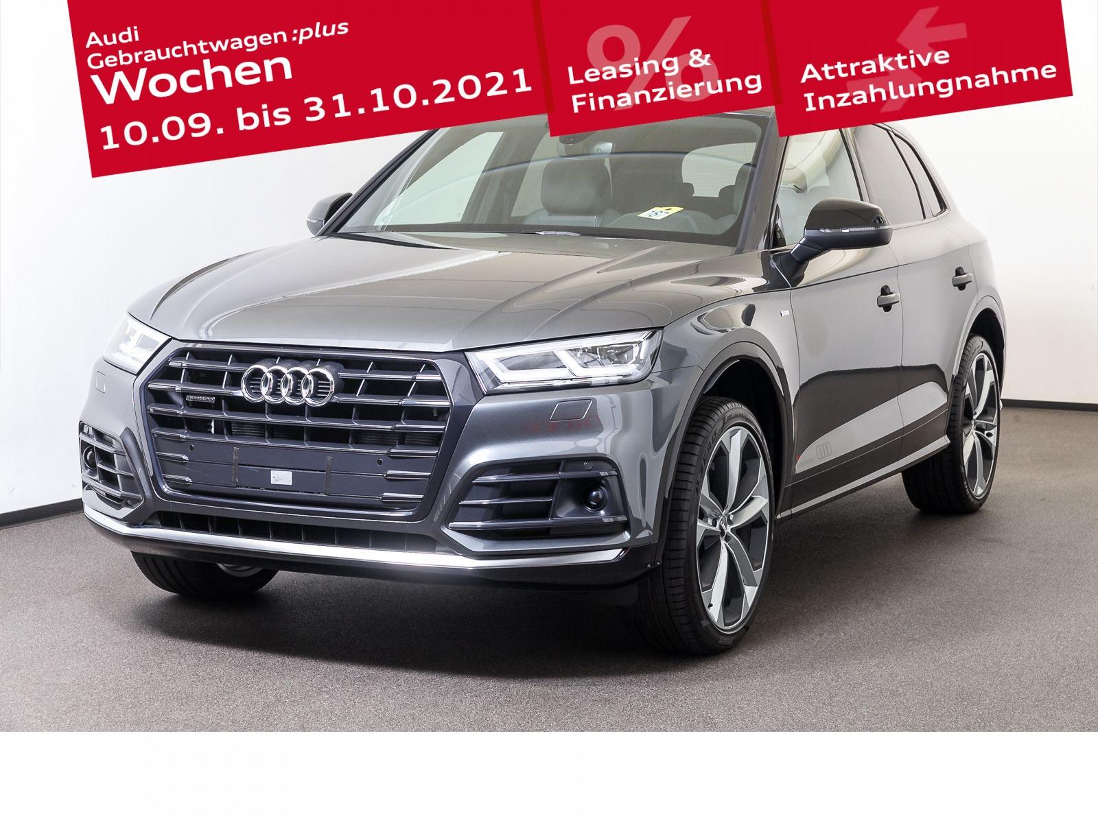 Audi Q5 sport 40 TDI quattro S tronic, Jahr 2021, Diesel
