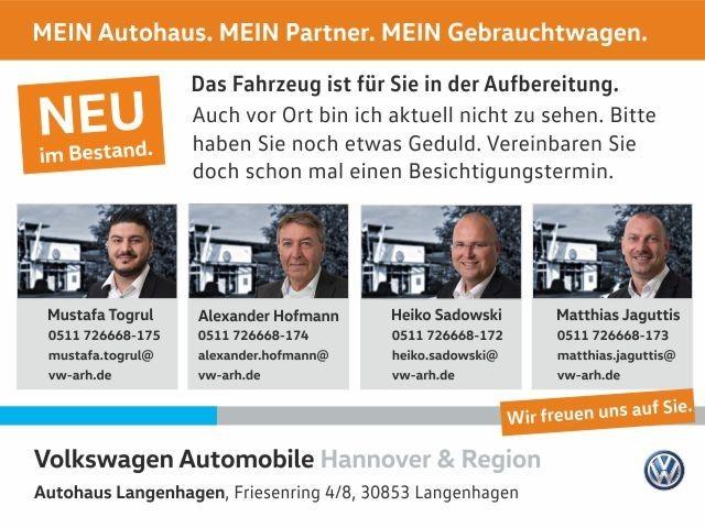 Volkswagen Golf VII 1.2 TSI Trendline Klima PDC, Jahr 2016, Benzin
