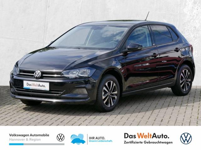 Volkswagen Polo 1.0 TSI United Navi AppConnect DAB+ Sitzhzg, Jahr 2020, Benzin