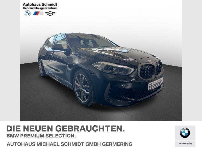 BMW M135i xDrive DAB*Head Up*HiFi*Komfortzugang*TempomatÜ, Jahr 2021, Benzin
