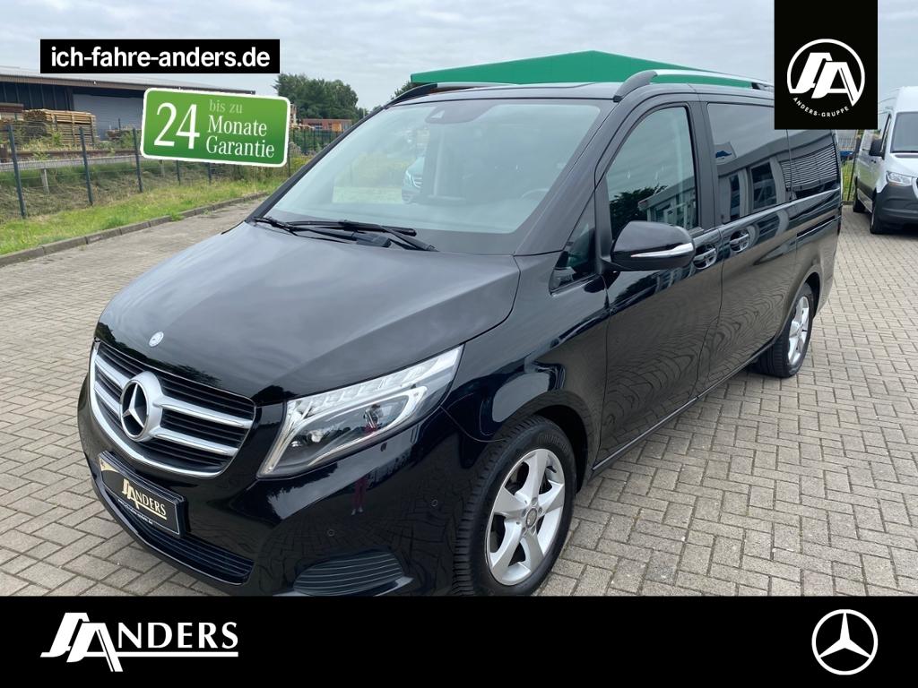 Mercedes-Benz V 250 Edit./ L Navi*AHK*LED*Standh.*Rückfahrkam, Jahr 2015, Diesel