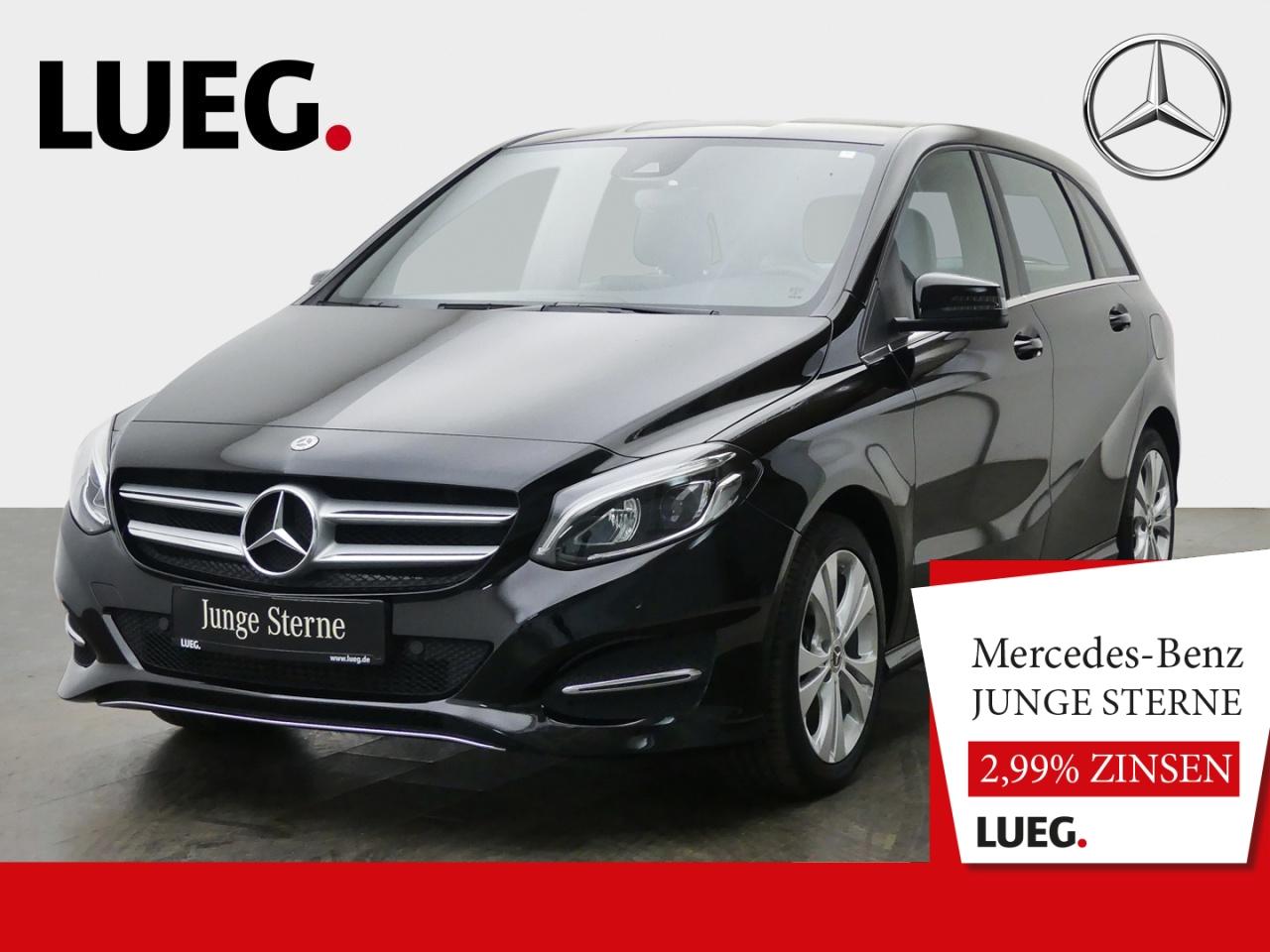 Mercedes-Benz B 200 d Urban+Navi+LED-HP+Totw+SHZ+ParkAs+Kamera, Jahr 2018, Diesel
