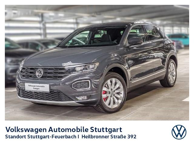 Volkswagen T-Roc Sport 1.5 TSI Navi Tempomat, Jahr 2018, Benzin