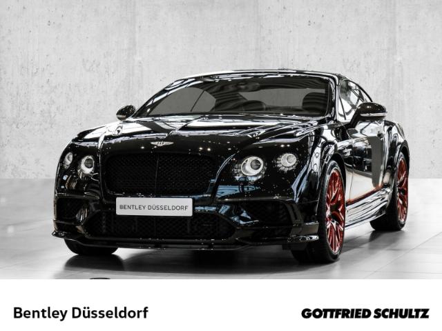 Bentley Continental Supersports 24 BENTLEY DÜSSELDORF, Jahr 2018, Benzin