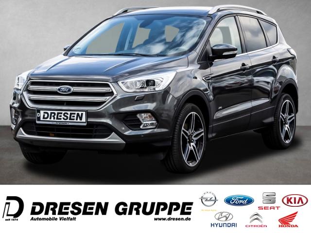 Ford Kuga Titanium 1.5 EcoBoost Automatik Navi PDC v+h, Jahr 2017, Benzin