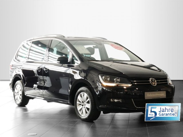 Volkswagen Sharan 2.0TDI DSG Comfortline NAVI 7-Sitze PDC, Jahr 2020, Diesel