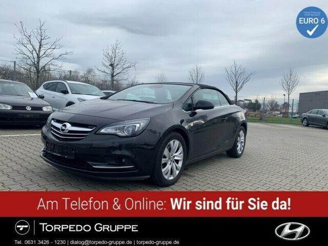 Opel Cascada 2.0 CDTI INNOVATION Cabrio NAVI BI-XENON, Jahr 2016, Diesel