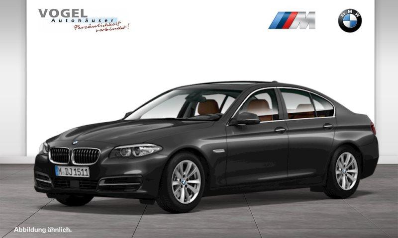 BMW 525d Limousine Euro 6 HiFi Xenon GSD Navi Prof. Shz, Jahr 2015, Diesel