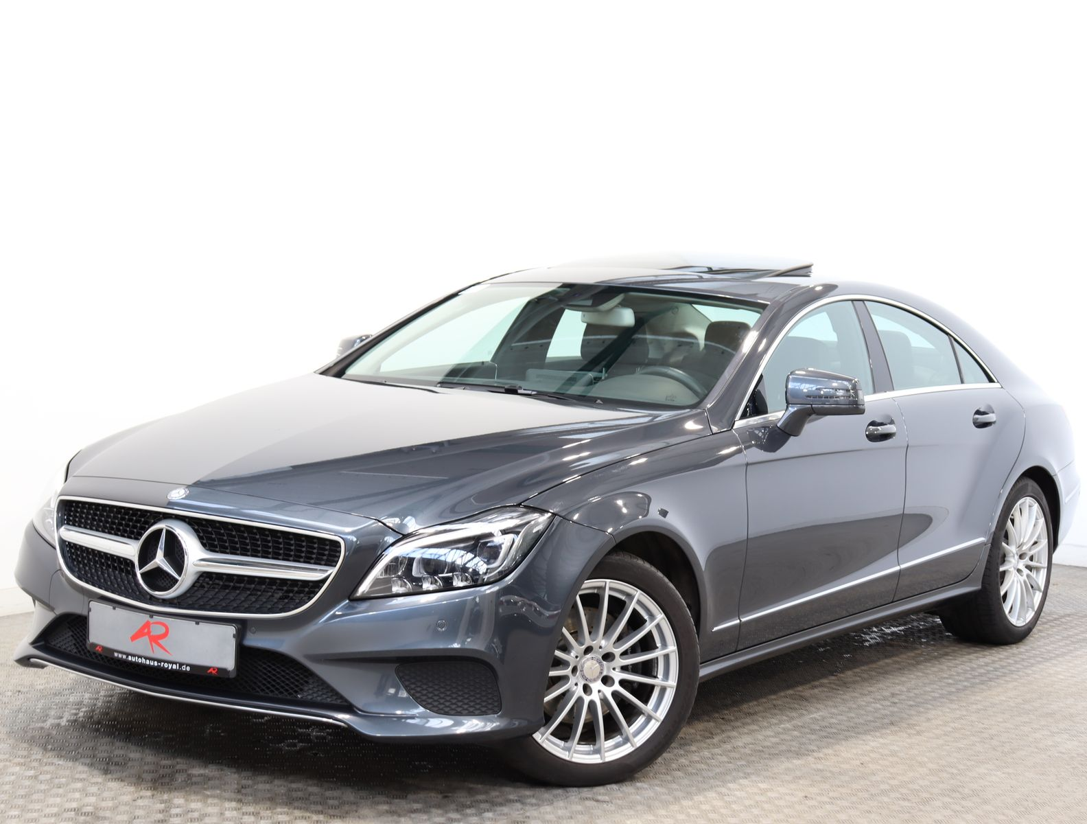 Mercedes-Benz CLS 350 CDI Coupe 4M EXCLUSIV,AIRMATIC,MULTIBEAM, Jahr 2014, Diesel